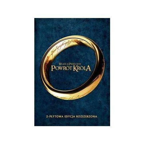 WŁADCA PIERŚCIENI POWRÓT KRÓLA - EDYCJA ROZSZERZONA (2 DVD) GALAPAGOS Films 7321909323773