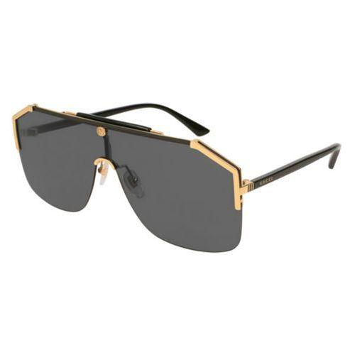 Okulary słoneczne gg 0291s 001 marki Gucci