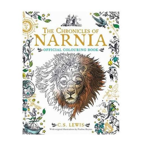Chronicles of Narnia Colouring Book (9780008181123)