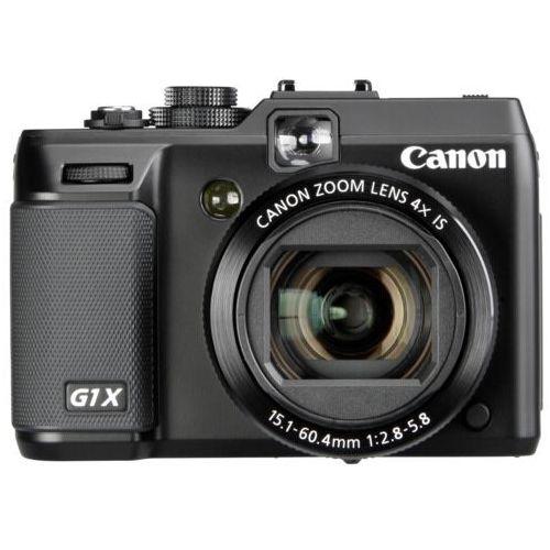 Canon PowerShot G1, aparat