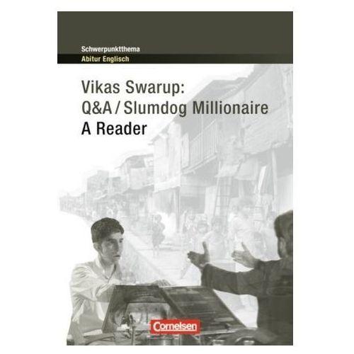 Vikas Swarup: Q&A / Slumdog Millionaire