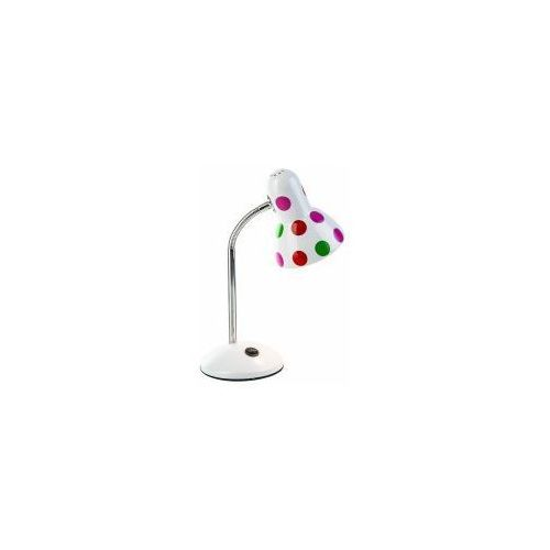 Lampka na biurko  Pointer kolory w grochy, Reality z LInet STUDIO