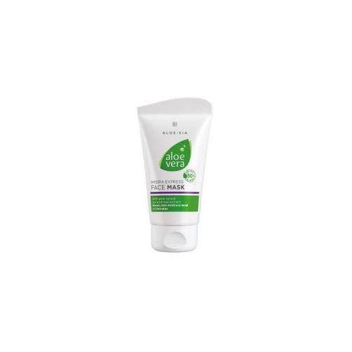 Aloe vera ekspresowa maseczka nawilżająca marki Lr health & beauty