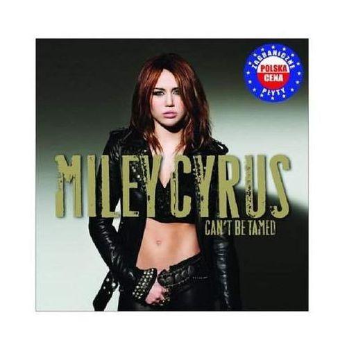 Miley cyrus - cant be tamed + odbiór w 650 punktach stacji z paczką! marki Universal music polska