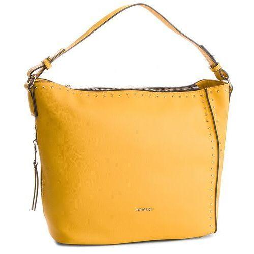Torebka PUCCINI - BT18505 Yellow 6C, kolor żółty