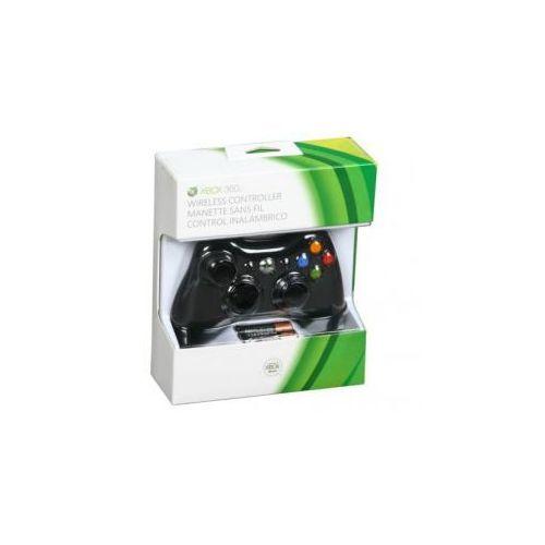 Microsoft Pad do xbox 360 czarny slim box