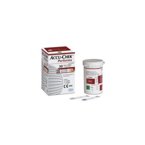 Roche diagnostick Accu-chek performa paski testowe x 50 szt.