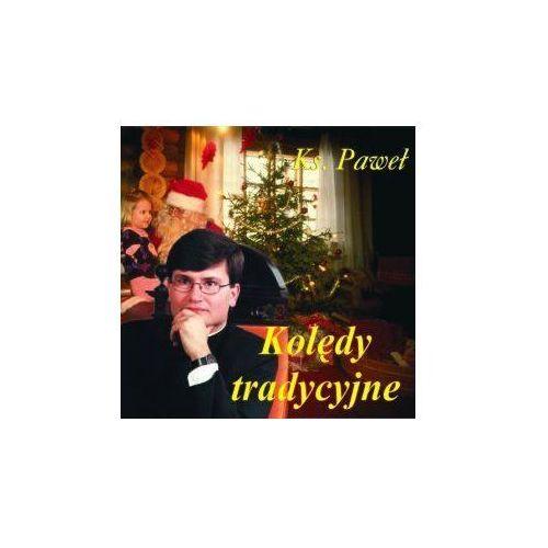 Szerlowski paweł ks. Kolędy tradycyjne - płyta cd