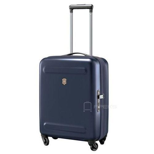 308f0359ec817 Victorinox etherius mała poszerzana walizka kabinowa 23/55 cm / granatowa -  deep lake (7613329044070) 1 189,00 zł znikoma powiększana granatowa walizka  ...