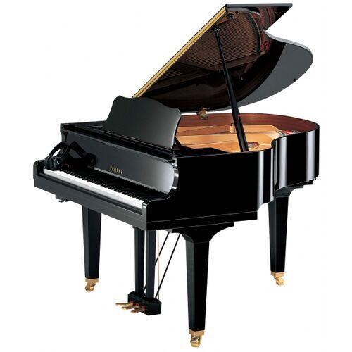 Yamaha GB1 K SG2 PE Baby Grand Silent fortepian (151 cm)