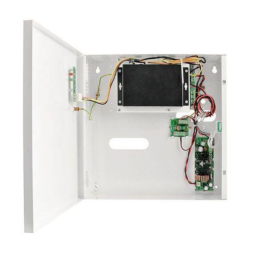 S54-B Switch PoE 5 portowy w obudowie z podtrzymaniem bateryjnym dla 4 kamer IP, S54-B