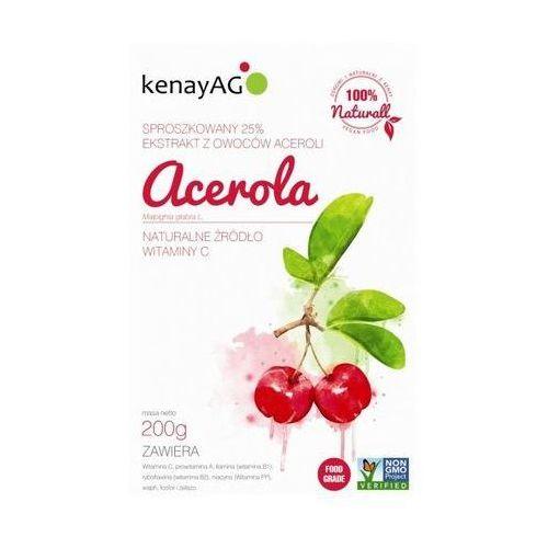 Acerola - sproszkowana-ekstrakt 200g (5900672151978)