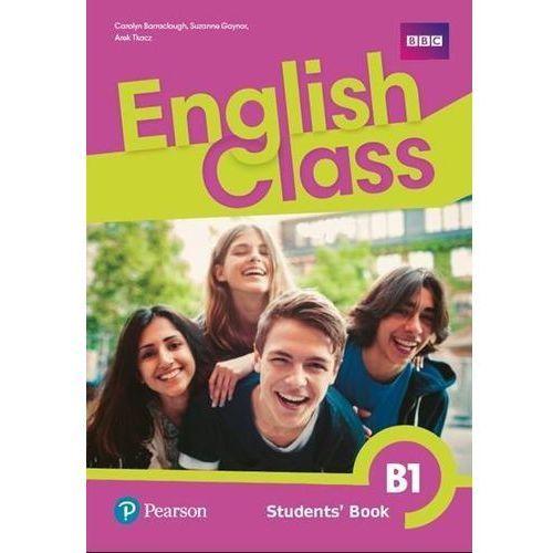English Class B1. Klasa 8 Podręcznik Wieloletni