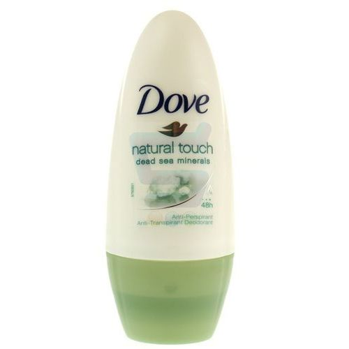 Dezodorant Dove Natural Touch Dead Sea Minerals Antyperspirant w kulce 50 ml