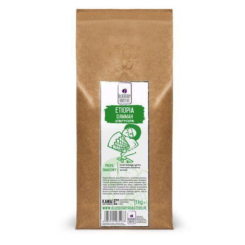 Blueberry roasters Kawa ziarnista etiopia djimmah 1kg - ziarnista \ 1kg