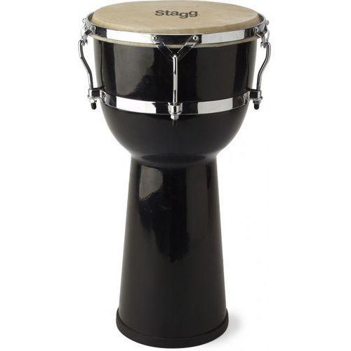 Stagg dpy12-bk fiber glass djembe 12″ instrument perkusyjny