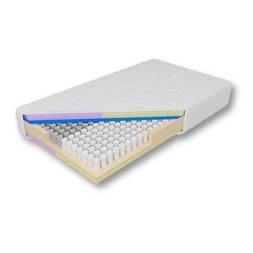 Materac PENELOPA I ODYSEUSZ 160x200 pocket z 2 poziomami twardości, DOSTAWA GRATIS