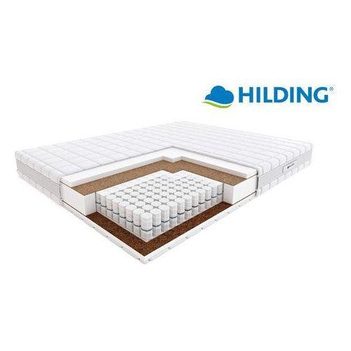 Materace hilding Hilding pasodoble - materac kieszeniowy, sprężynowy, rozmiar - 90x200, pokrowiec - tencel wyprzedaż, wysyłka gratis