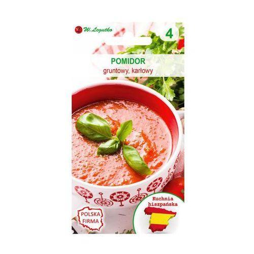 Legutko pomidor karłowy czerwony kuchnie świata 0,5g