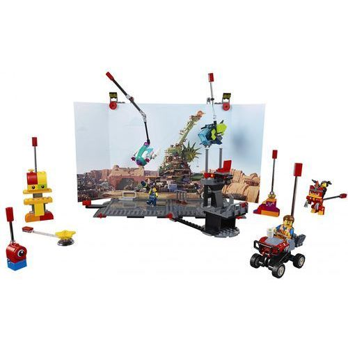 70820 LEGO MOVIE MAKER (LEGO Movie Maker) KLOCKI LEGO MOVIE 2