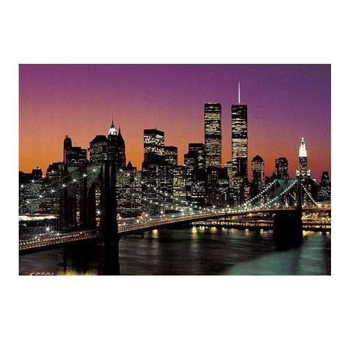 New York (Brooklyn Bridge) - fototapeta, produkt marki brak