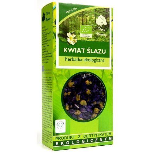 Dary natury Herbata kwiat ślazu bio 25g