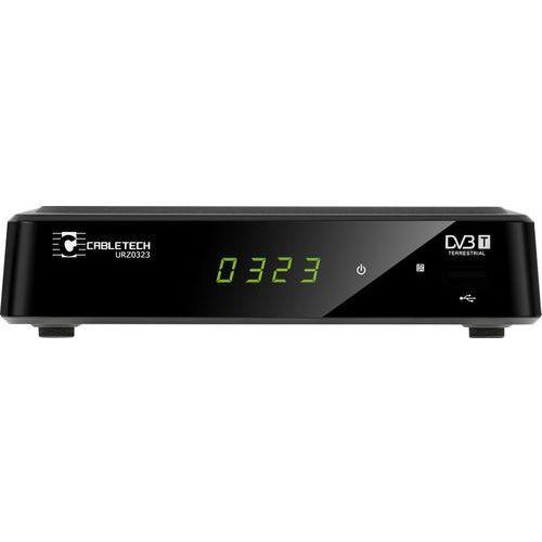CABLETECH URZ0323 DVB-T2/HD - sprawdź w wybranym sklepie
