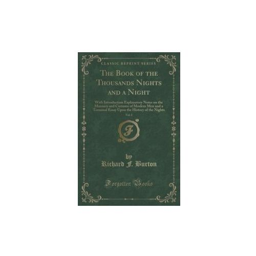 The Book of the Thousands Nights and a Night, Vol. 2