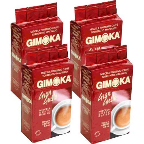 Gimoka kawa mielona Gran Gusto 4x 250g (8595631701386)