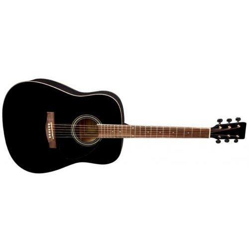 Gewa (ps501316) gitara akustyczna vgs d-10 czarny