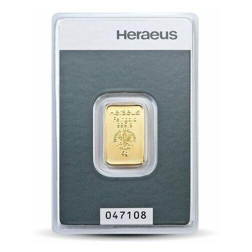 Argor-heraeus, pamp, perth mint 5 g sztabka złota - 15 dni