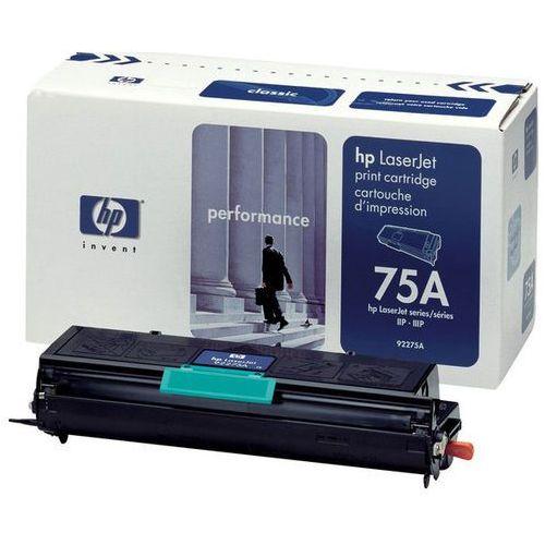 Hp Wyprzedaż oryginał toner 75a do laserjet iiip mac, iiip, iip, iip plus   3 500 str.   czarny black, pudełko otwarte