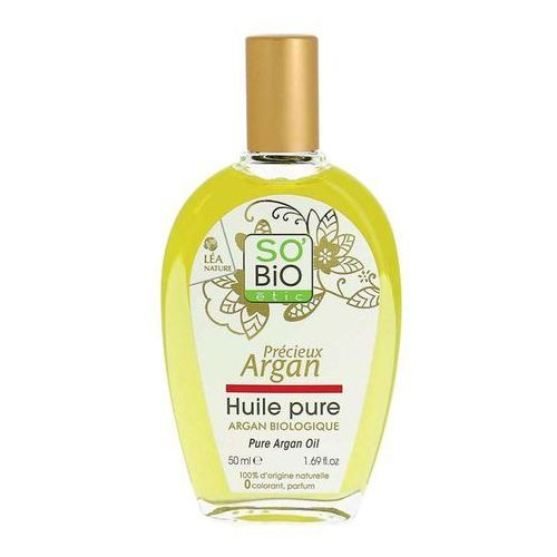 So' bio étic So bio olejek arganowy 50ml (3478820098755)