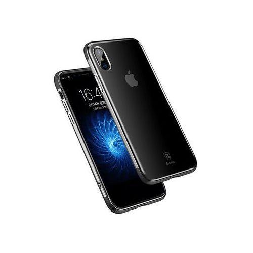 Etui armor case do apple iphone x xs czarne marki Baseus