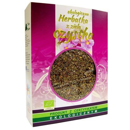 Czystek suplement diety Eko - 200 g Dary Natury (5902741006417)