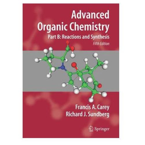 Advanced Organic Chemistry (1322 str.)