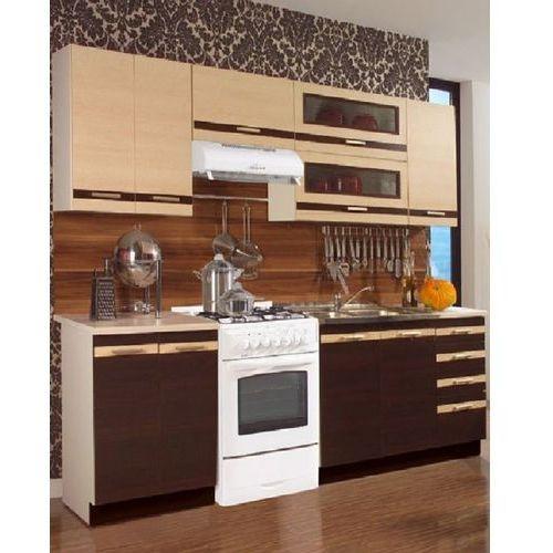 Zestaw mebli kuchennych Lungo/Macchiato produkcji Stolkar | Transport Gratis! z kategorii zestawy mebli kuchennych