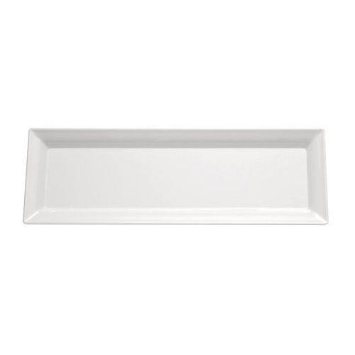 Aps Półmisek prostokątny z melaminy | biały | różne wymiary