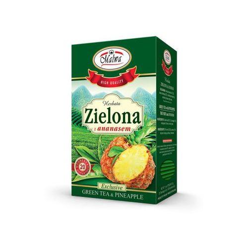 Herbata zielona + ananas FIX 20*1,5g MALWA (5902781002035)