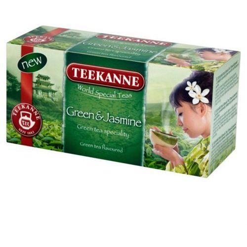TEEKANNE 20x1,75g World Special Teas Green & Jasmine Herbata Zielona (5901086049318)