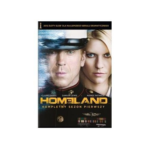 Homeland - sezon 1 ( 4DVD) (DVD) - Jay Roach. DARMOWA DOSTAWA DO KIOSKU RUCHU OD 24,99ZŁ (5903570153457)