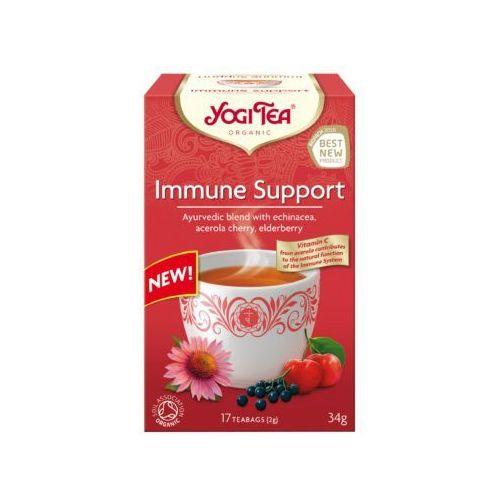 Herbata Na Odporność (Yogi Tea) 17 saszetek po 2g