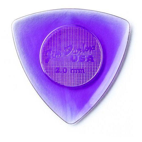 473r triangle stubby 2.0mm purpurowa marki Dunlop