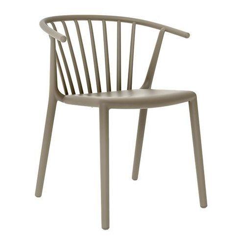 Krzesło Woody Piaskowe - beżowy, Woody_sand