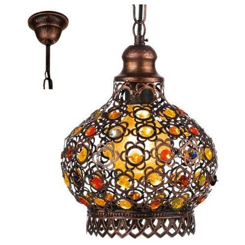 Eglo vintage Jadida 49763 lampa wisząca vintage eglo (9002759497637)