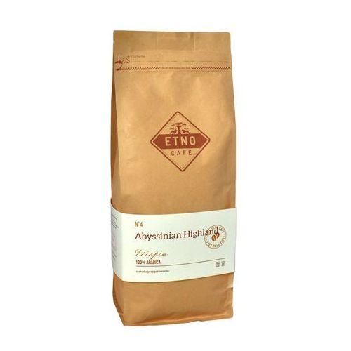 Kawa Etno Cafe Abyssinian Highland 1000g ABNH1000LF