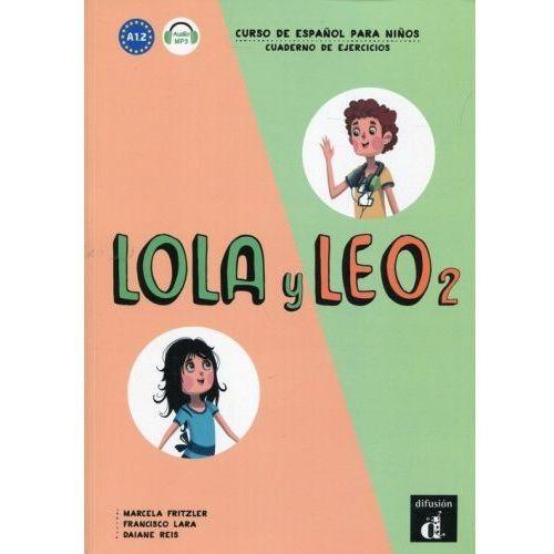 Lola y Leo 2 Cuaderno de ejercicios A1.2 (96 str.)