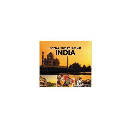 Poznaj świat muzyki. India CD
