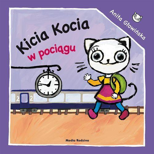 Kicia Kocia w pociągu, Media Rodzina