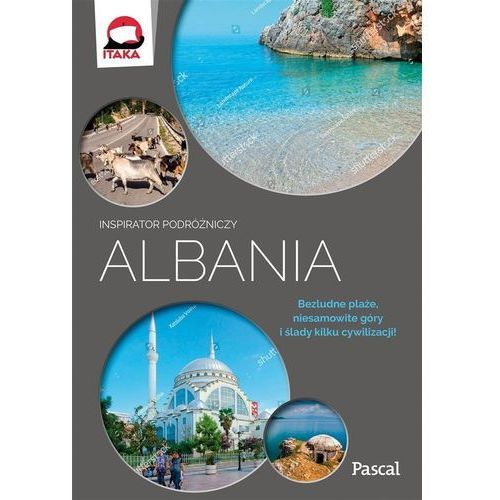 Albania Inspirator podróżniczy (9788381032179)